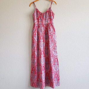 J. Crew   Paisley Maxi Dress